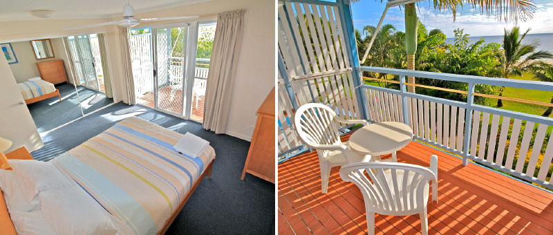 tangalooma beach villla features
