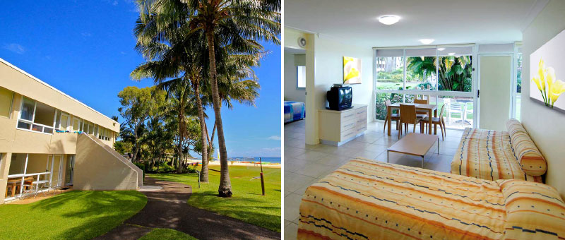 tangalooma resort suite features